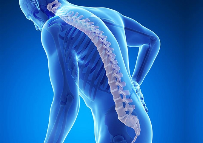 小心毫无预兆的骨骼疏松症