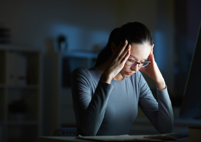 Too much stress can harm your health
