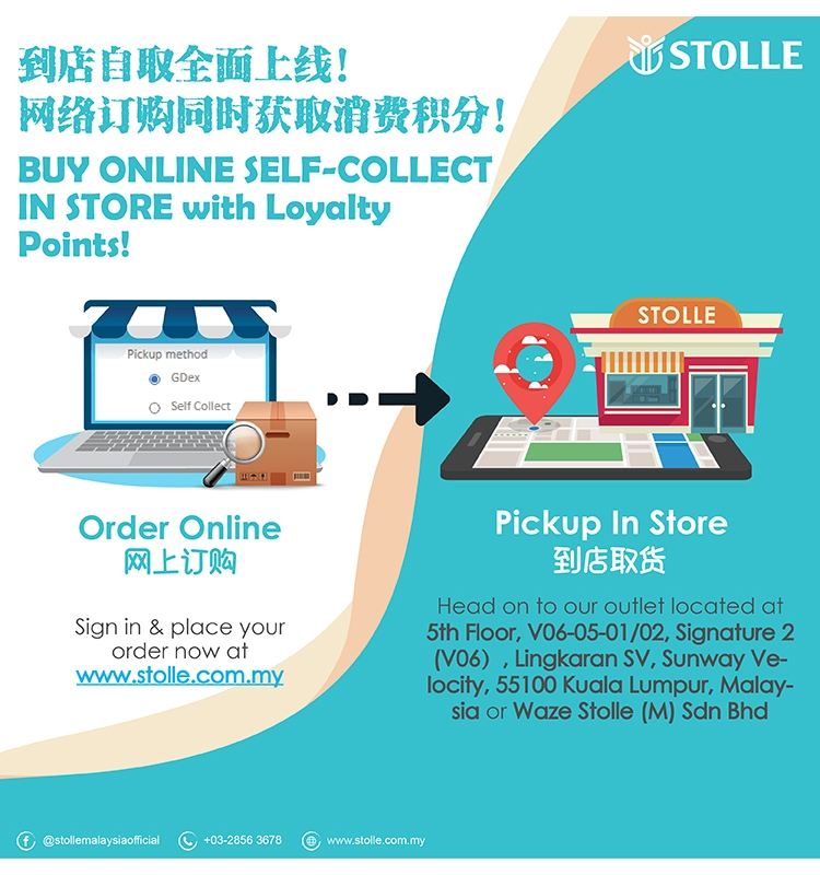 Self-Collection for Online Purchase
